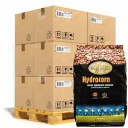 Gold Label Hydro Corn, Clay Pebbles 45L - 60x