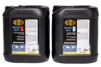 Gold Label HydroCoco 60/40 A&B 2x5L