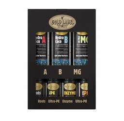Gold Label Starterkit Hydro/Coco 250ml