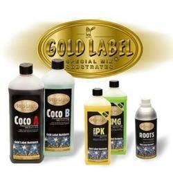 Gold Label large nutrient kit - Coco