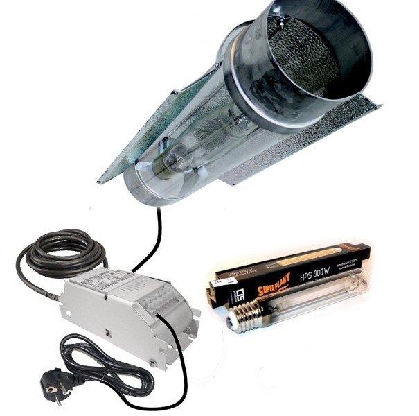 Ballast Kit 600w Hps 120 Manual Guide