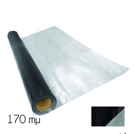 Mylar Diamond Black Backing 1,2m x 1m