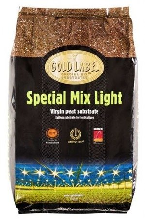 Gold Label Special Mix Light 45L - 60x