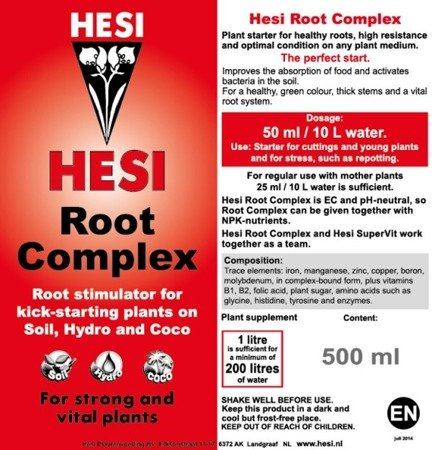 Hesi Root Complex 5L